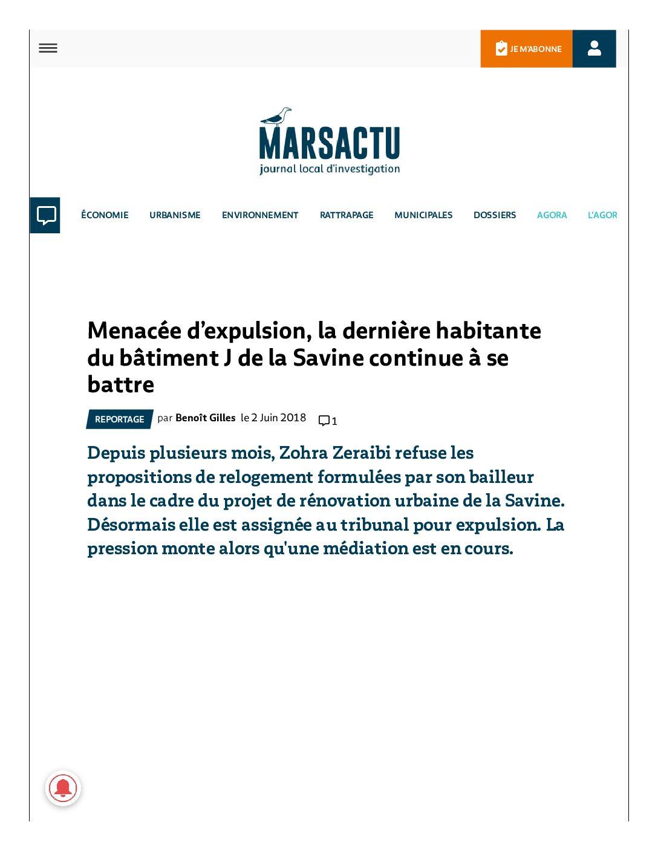 MARSACTU